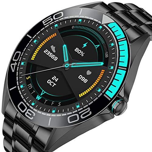 ساعت مچی مردانه هوشمند LIGE با بدنه استیل