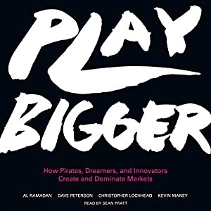 Play Bigger Audiobook