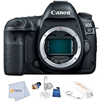 Canon EOS 5D Mark IV DSLR Camera (Body Only) - International Version (No Warranty)