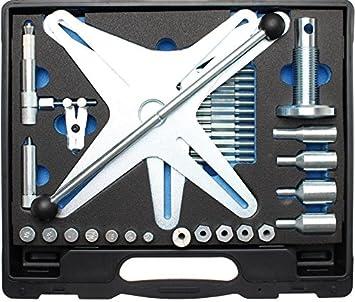 BGS 8286 | 3- und 4-Loch Teilung 38-tlg SAC-Kupplungs-Werkzeug-Satz