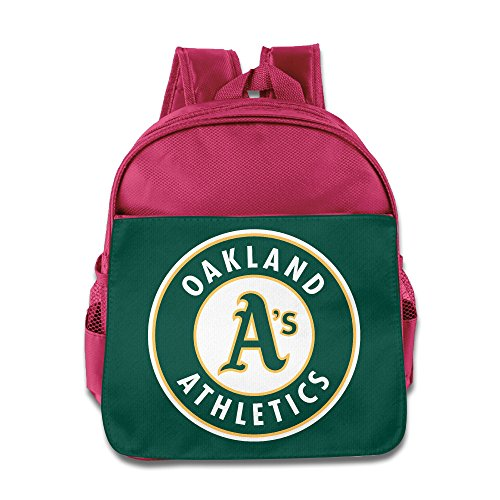 NNTBJ Oakland Athletics Backpack / Kids' School - Jacket Sale Oakley
