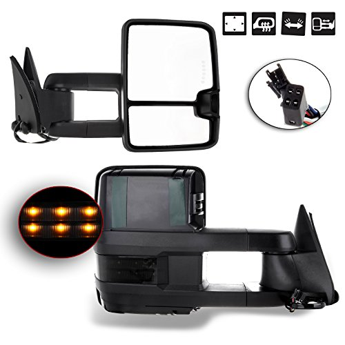 k1500 tow mirrors power - 8