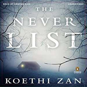 The Never List Hörbuch
