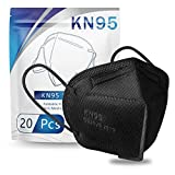KN95 Face Mask 20 PCS, Included on FDA EUA
