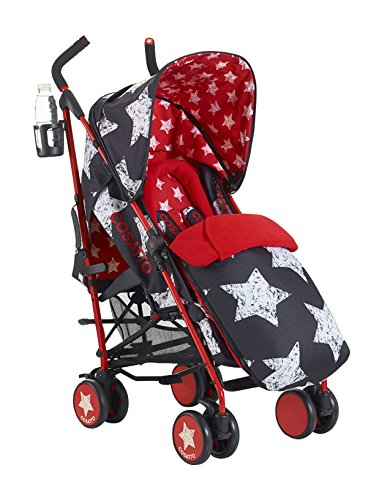 4 Wheel Pram Reversible Handle - 3