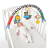 X-star Baby Travel Play Arch Stroller/Crib Accessory,Cloth...