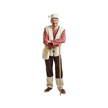 Disfraz de Pastor para Hombre talla Universal M-L: Amazon.es ...