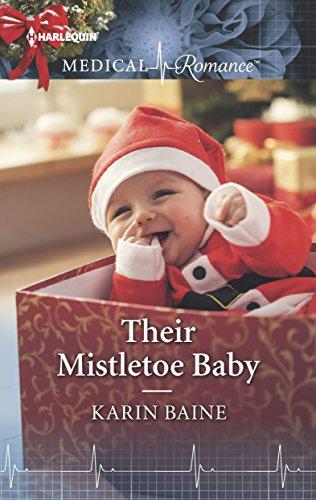 Their Mistletoe Baby by Karin Baine