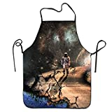 JXSL Bib Apron The Dream Garden Apron Tool Aprons