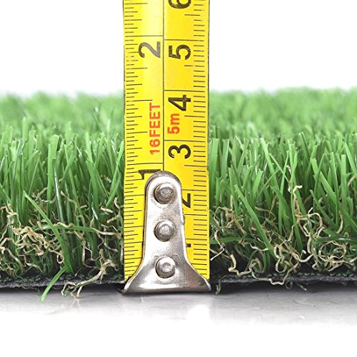 10x6.6ft Synthetic Landscape Fake Grass Mat Artificial Pet Turf Lawn Garden Yard by Generic