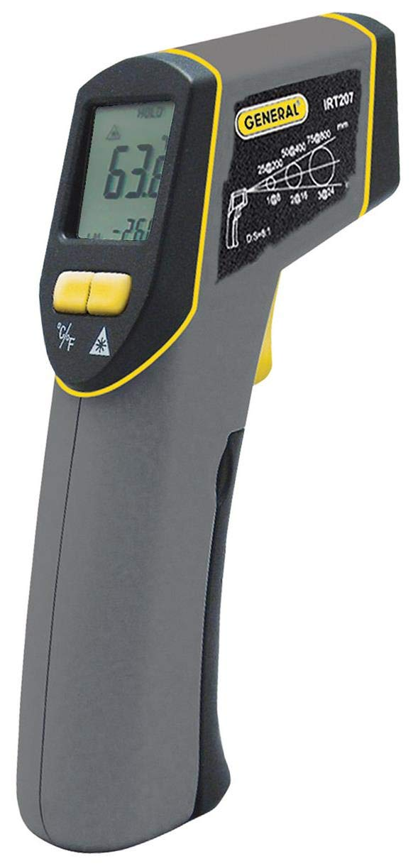 General IRT207 8:1 Infrared Thermometer by General