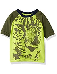 Gymboree baby-boys Toddler Boys Little Cheetah Rashguard