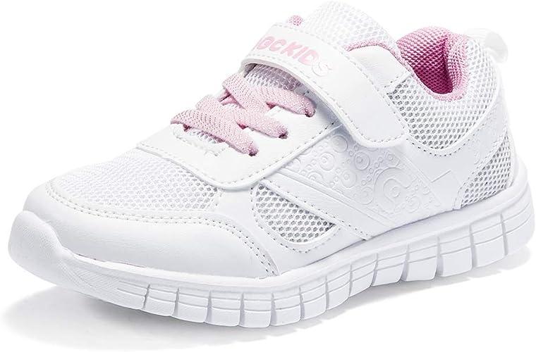 ABC KIDS Garçons Filles Baskets Chaussures de Course