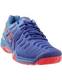 ASICS Gel Resolution 7 Mens Tennis Shoe (Blue Print/Blue Print)