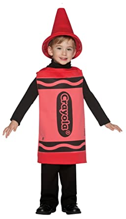 Crayola Crayon Baby Infant Costume Red - Toddler  sc 1 st  Amazon.com & Amazon.com: Crayola Crayon Baby Infant Costume Red - Toddler: Clothing
