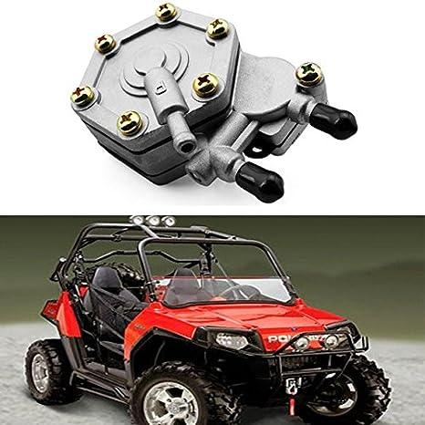 Repuesto alto rendimiento Club Car Carro de golf ajuste Bomba de combustible para ATV Polaris Xpedition 325 2000 2001 2002: Amazon.es: Coche y moto