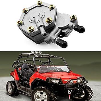 Amazon.com: Replacement New Club Car Golf Cart Fuel Pump Fit For ATV Polaris Sportsman | Replaces 2520227 /325 400 500 600 700: Automotive