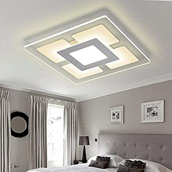 Ultradünne LED Deckenbeleuchtung Lampe Wohnzimmer Lampe ...