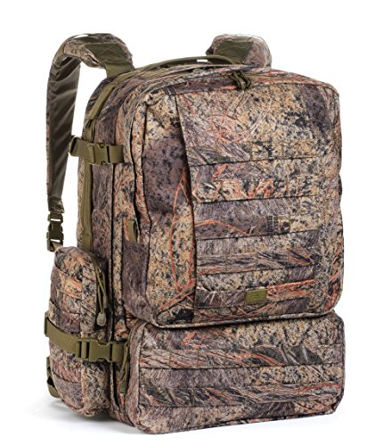 Oak Rock (Red Rock Outdoor Gear Diplomat Backpack, Mossy Oak)