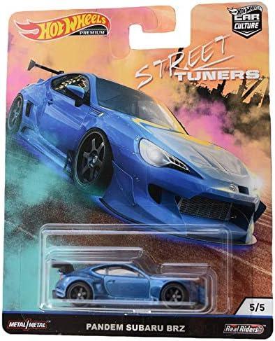 [해외]Hot Wheels Car Culture Pandem Subaru BRZ 55 Blue / Hot Wheels Car Culture Pandem Subaru BRZ 55, Blue