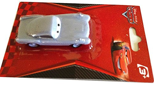 Disney Pixar Cars Finn McMissile Cake Topper Figurine
