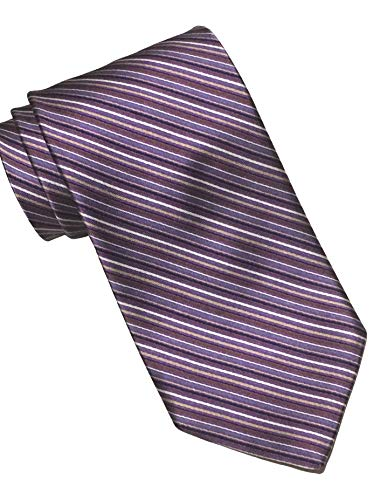 Brooks Brothers 346 Satin Purple Striped Tie Brooks Brothers Striped Tie