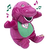 "Barney Singing I Love You Barney 10"" Plush"