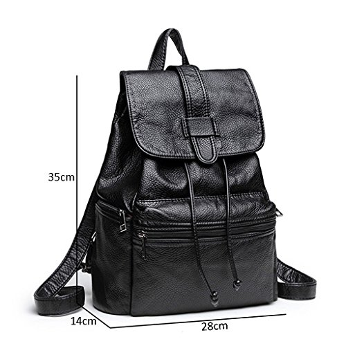 Xxbb Bag Capacity Lady Travel Handbag Large Messenger use Dual Leisure Backpack wg76HqRn