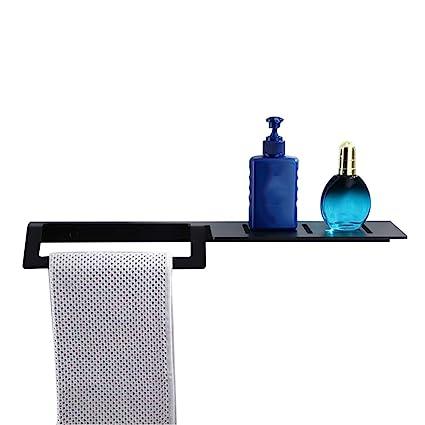 ZHAOHUI Estanterías para baño Estantería de Baño Ducha Proceso Montado En La Pared De La Pintura