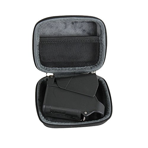 Hermitshell Hard Travel Case Fits Maglula ltd. UpLULA Pistol Magazine Loader/Unloader, Fits 9mm-45 ()