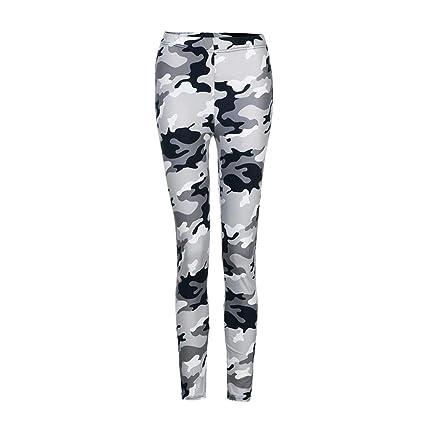 310fb88929d3e Amazon.com: Soft Women Printed Sports Yoga Pants Sexy Workout Leggings  Fitness Casual Running Leggings Women Athletic Pants(D,S): Car Electronics