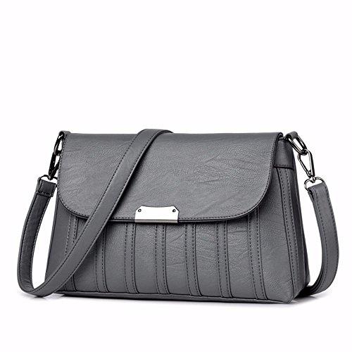 roja gris CCZUIML Bolsa Nueva Esta una Cruzada Presenta Bandolera Bag 8gwqF8Z
