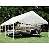 King Canopy 10 x 27 ft. Canopy Replacement Drawstring Carport Cover Review