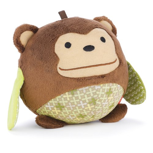 Skip Hop Hug (Skip Hop Hug & Hide Chime Ball - Monkey)