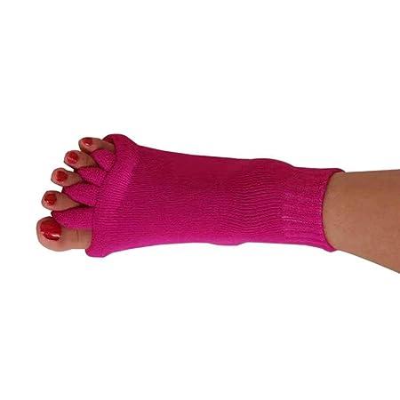 GXSox Calcetines de Cinco Dedos 5 Dedo Medias Mujer Algodón ...