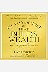 The Little Book That Builds Wealth: Morningstar's Knock-out Formula (The Little Books, Big Profits Series) Audio CD