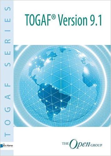 Book TOGAF Version 9.1 (TOGAF Series)