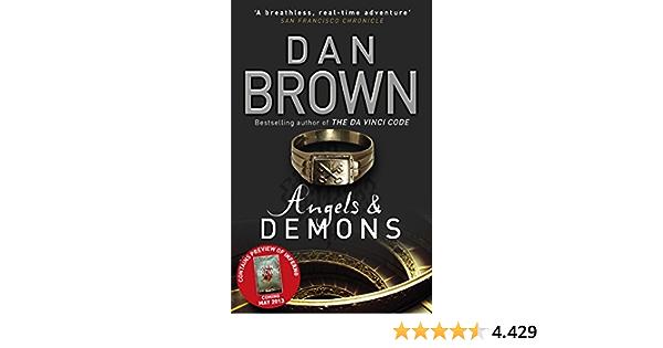Angels And Demons: (Robert Langdon Book 1): Amazon.es: Brown ...