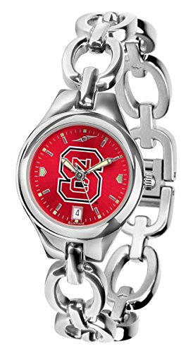 Wolfpack Ladies Sport Watch - NC State Women's Eclipse Anonized Watch
