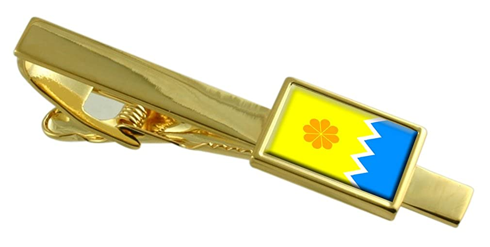 Chipmunk Image Metal Chunky Keyring in Gift Box