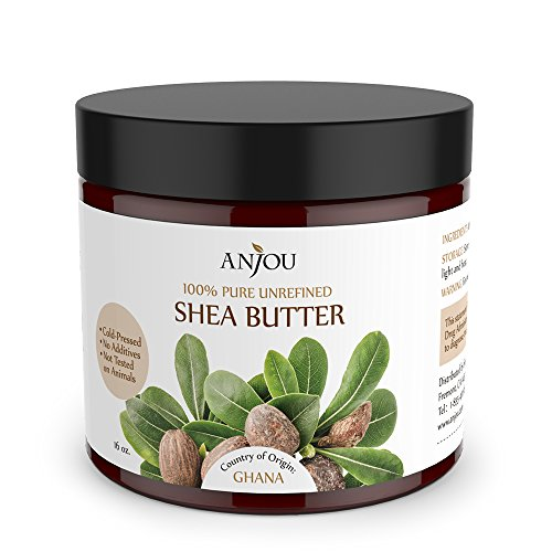Butter Unrefined Cold pressed Whipped Facial
