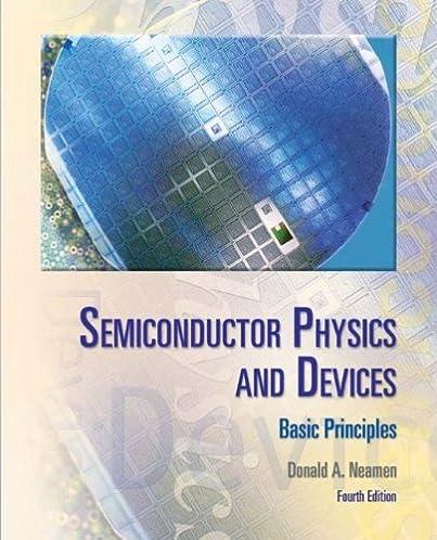 amazon com semiconductor physics and devices ebook donald neamen