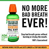 TheraBreath Fresh Breath Oral Rinse, Mild