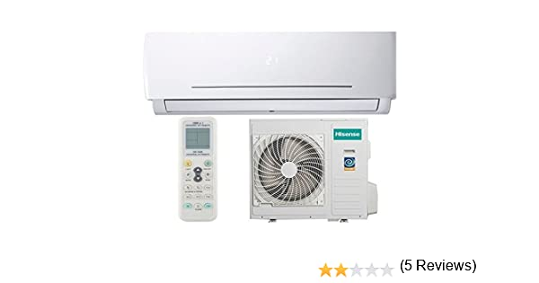 AIRE ACONDICIONADO HISENSE POCKET INVERTER 3000 FRIG CALOR A+ AS ...