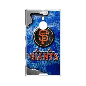 Baseball San Francisco Giants Team Design Background Custom Case for Nokia Lumia 1520