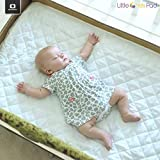 Little One's Pad Pack N Play Crib Mattress Cover