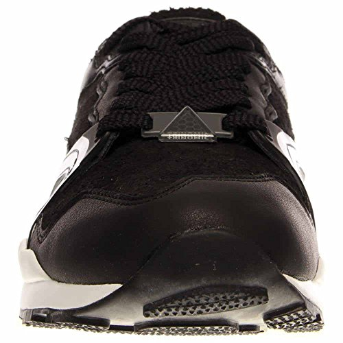 Puma XT2 MMG Uomo Nero Pelle Scarpe ginnastica Taglia EU 40,5