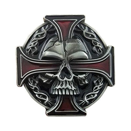 gothic belt buckle - 9