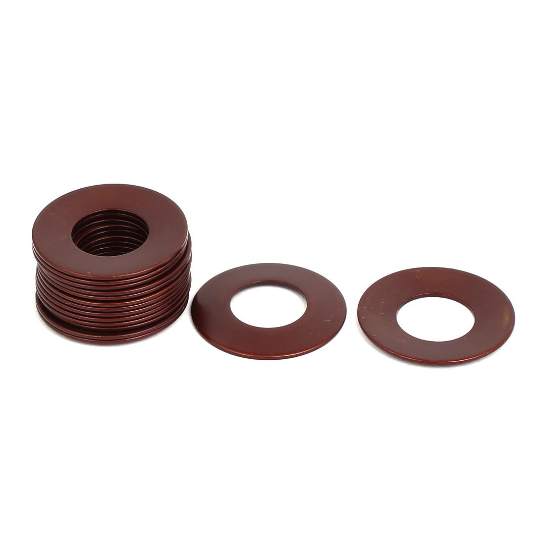 uxcell 25mm Outer Dia 12.2mm Inner Diameter 0.7mm Thickness Belleville Springs Washer 15pcs