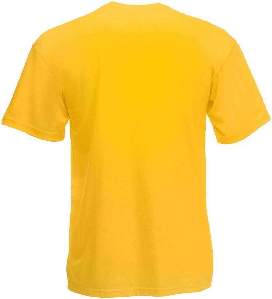 Fruit of the Loom Camiseta S-XXXL en varios colores: Amazon.es: Ropa y accesorios
